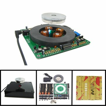 EQKIT® MS-500G DIY Magnetic Levitation Kit DC12V Magnetic Suspension For Suspended Potted Plants