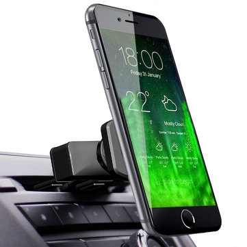 CORHART Magnetic Car CD Slot Air Vent Phone Holder Stand Mount Universal for iPhone Samsung