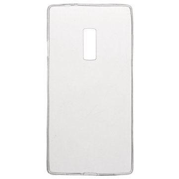 Ultra thin TPU Soft Silicone Gel Clear Cover Protective Skin Case For Oneplus 2
