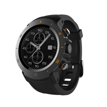 Bakeey A4 4G 1.39' AMOLED GPS+BDS WIFI IP67 Customized Watch Face Android 7.1 APP Market Smart Watch