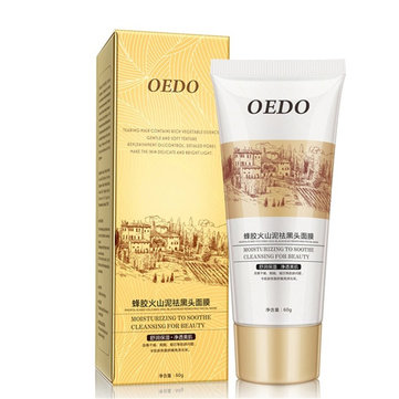 OEDO Propolis Cleansing Facial Face Mask Tear-type Acne Remover Blackhead Cream