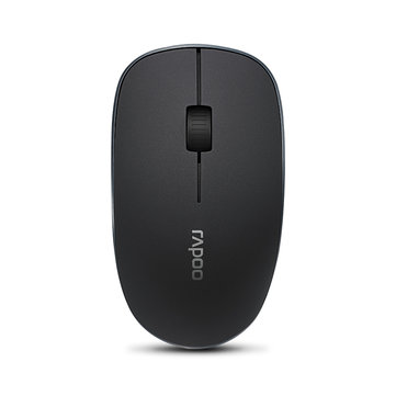 Rapoo 3600 1000DPI 2.4GHz Wireless Optical Mouse Silent Power-saving Mouse