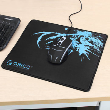ORICO MPA3025-BK 300x250x4mm Black Rubber Mouse Pad Non-slip Gaming Mousepad