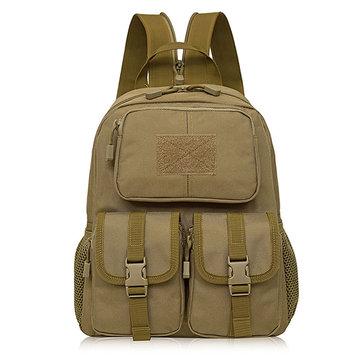Mannen Nylon Tactische Backpack Outdoor Travel Bag Survival Rugzakken