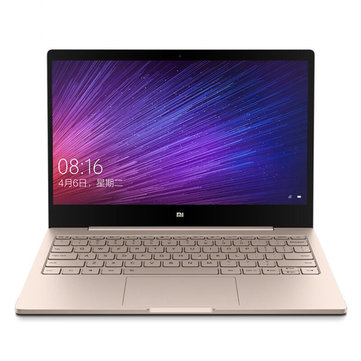Xiaomi Air 12.5 inch Laptop Notebook M3-7Y30 4GB/128G SSD 1920 x 1080 Windows 10 Gold Laptops & Accessories from Computer & Networking on banggood.com
