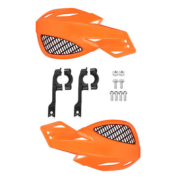22MM/28MM Motocross Scooter Motorcycle Hand Guards Dirt Bar Protectors ATV Handguard