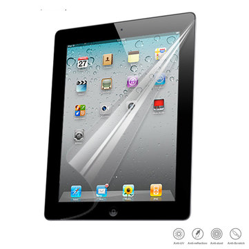 ENKAY HD LCD Transparante schermbeschermer voor iPad 2 3 4
