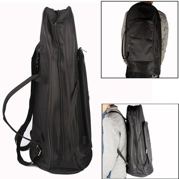 Euphonium oxford cloth protection bag with strap black sale euphonium oxford cloth protection bag with strap black fandeluxe Image collections