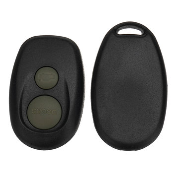 2 Button Car Remote key Fob Case Shell Replacement For Toyota Camry Avalon 00-06