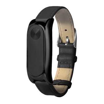 Replacement Business Genuine Leather Strap For MIband2