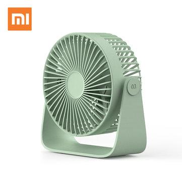 Xiaomi Sothing GF03 FREE USB Desktop Fan Aroma Diffuser 360° Adjustable 30dB Small Noise Aromatherapy Fan