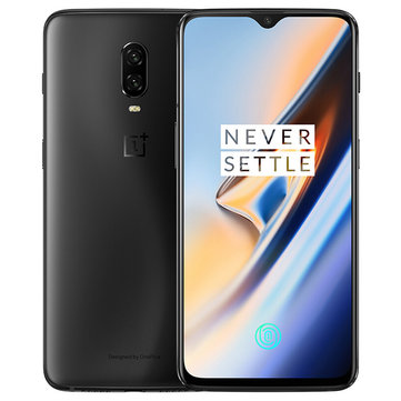 OnePlus 6T 6.41英寸3700mAh快速充电Android 9.0 8GB内存256GB ROM Snapdragon 845 4G智能手机