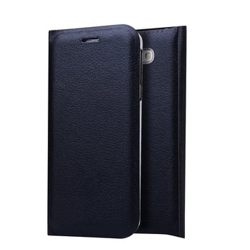 Flip Card-Solts Ultra Thin PU Leather Case Cover for Samsung J7 Pro/J730