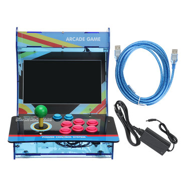 DIY Raspberry Pi 3 Model B Classic Retro Arcade Game Console With WIFI & Bluetooth Function