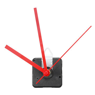 20mm Quartz Silent Clock Movement Mechanism Module DIY Kit Hour Minute Second Without Battery