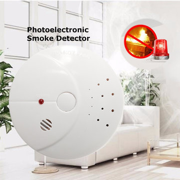GB-2588 LED Poisoning Smoke Gas Sensor Alarm Warning Detector