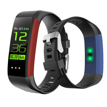 CK16 HR Blood Pressure Monitor Weather Report Smart Bracelet