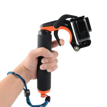 Diving Selfie Stick Remote Shutter Floating Hand Grip For Gopro Hero 7/6/5/4 XiaoYi 4K FPV Camera