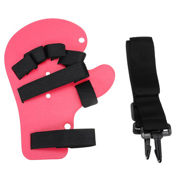 Finger Splint Trainer Board Hand Finger Separating Plate Therapy Rehabilitation Stroke Hemiplegia