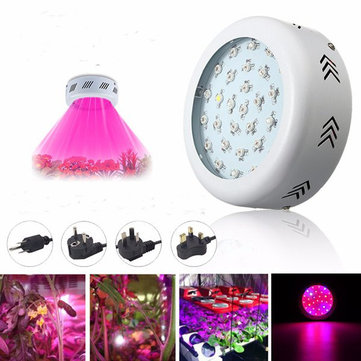 70W UFO LED Full Spectrum Grow Light Lamp for Plants Hydroponic Indoor Flower