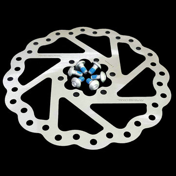 RAMBOMIL M-17 140MM Bike Bicycle Mechanical Brake Disc Electric Bike Scooter MTB Cycling Brake Disc