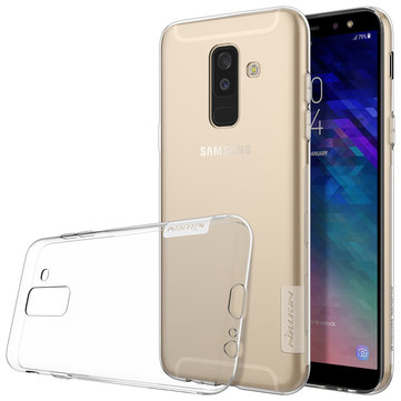 NILLKIN Soft TPU Ultra Thin Protective Case for Samsung Galaxy A6 Plus 2018/A9 Star lite