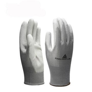 1Pair 노동 보호 장갑은 호흡 할 수있는 저항 할 수있는 두꺼운 뜰을 만드는 공업 구조를 착용합니다