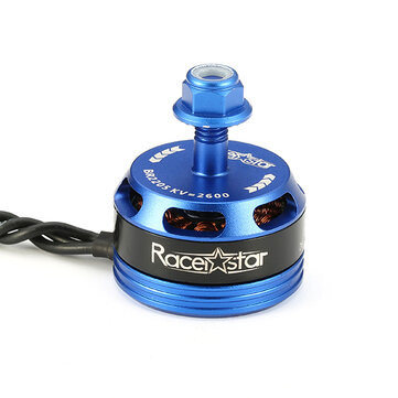 Racerstar Racing Edition 2205 BR2205 2600KV 2-4S Brushless Motor Dark Blue For 220 250 280 RC Drone FPV Racing