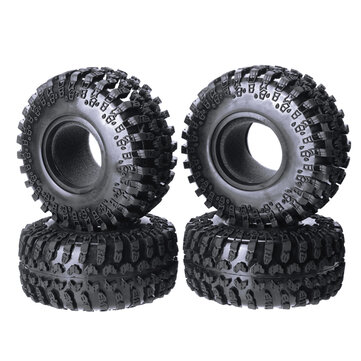 AUSTAR 4PCS Tires With Sponge Diameter 130mm For Climbing Car