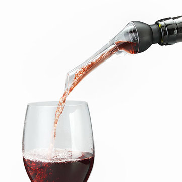 KCASA KC-QD737 Woodpecker Instant Wine Aerator Decanter Quick Red Wine Decanting Aerating Pourer