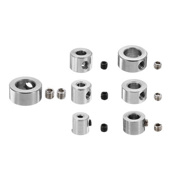 Lock Collar T2-T10 Lead Screw Lock Block Isolation Column Ring Lock For 3D Printer Parts