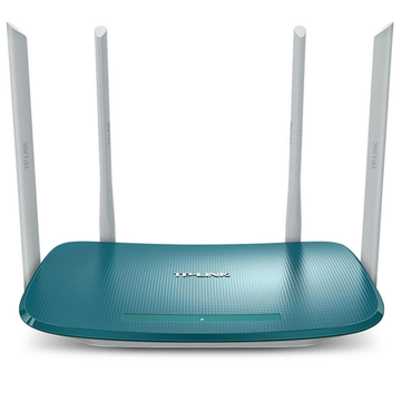 TP-LINK 1200Mbps 2.4/5G Dual Band Wireless Signal Range Extender WiFi Repeater Router 4 Antenna