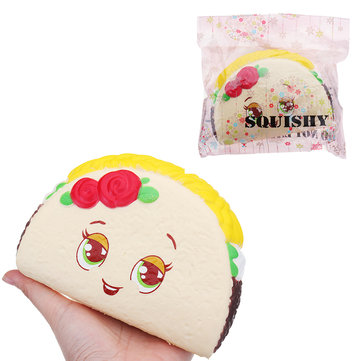 Bread Hot Dog Squishy 10.8*14.8 CM Slow Rising With Packaging Collection Gift