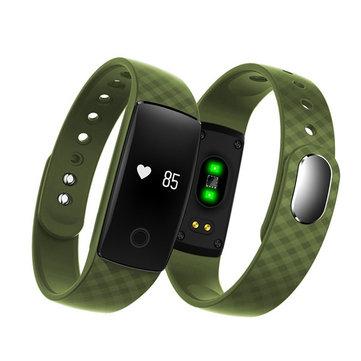 CAVO V05 Sport Watch Plaid Шаблон Ремешок Водонепроницаемы Смарт Браслет Браслет для Android IOS