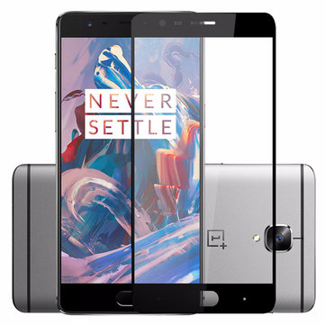 2.5D Full Covered Tempered Glass Film Screen Protector for Oneplus 3/3T