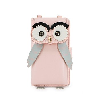 Women Cartoon Pattern Cute Purse 5.5 Inches Phone Bag