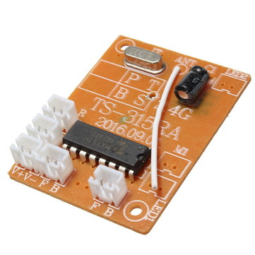 JJRC Q20-018 Receiver Circuit Board RX 1/18 RC Crawler Part