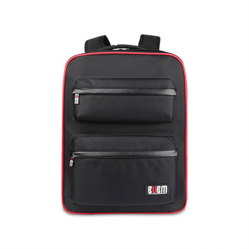 BUBM Case Waterproof Travel Carrying Backpack Bag for PS4 PRO Xbox One Game System Console Control