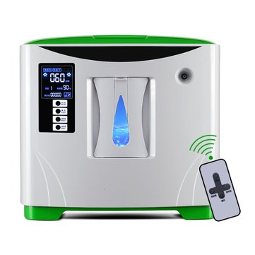 110V/220V Portable Intelligent Oxygen Concentrator Generator With Adjustable 1-6L Oxygen Bar Machine