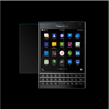 9H Anti-explosion Clear Tempered Glass Scree Protector For Blackberry Q30