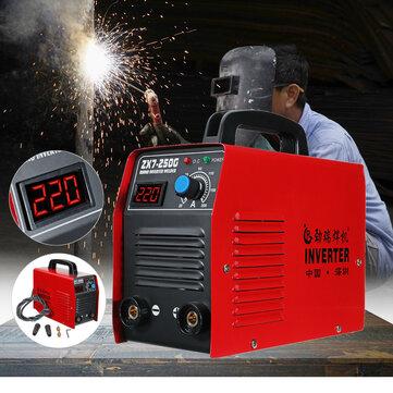 ZX7-250G IGBT draagbare 200AMP 60W lasinverter machine MMA / ARC