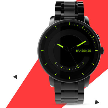 TRASENSE H03-N Luminous Remote Camera Smart Quartz Watch