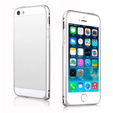 Luxury Aluminum Alloy Bumper Frame Cover Case For iPhone 6/6s Plus 5.5 Inch