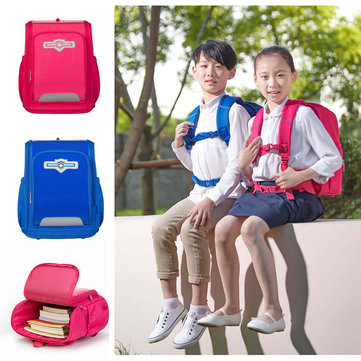 Xiaomi Xiaoyang 22L Children Kids Backpack Student Schoolbag Satchel Burden Reducing Protect Spine For Boys Girls