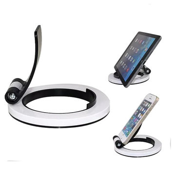 Universal 160° Rotating Desk Stand Holder For SmartPhones Tablet PDA