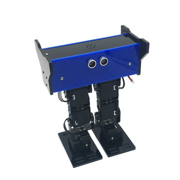 DIY 6DOF Kit de Robot Walking para Control de Aprendizaje Educativo con Controlador Digital Servos Digitales PS2
