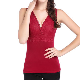 Winter Warm Thicken V Neck Body Shaping