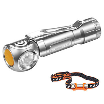 LUMINTOP HLAAA Headlamp XP-G2 R5 120LM 3Modes Mini LED Flashlight AAA