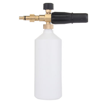 1L Snow Foam Lance Soap Bottle Car Pressure Washer Spray Gun