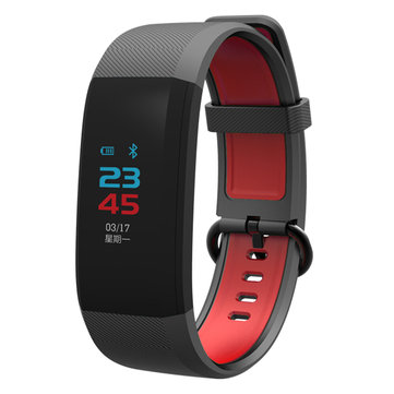 Bakeey C20 0.96inch Heart Rate Sleep Monitor Pedometer Fitness Tracker Bluetooth Smart Wristband
